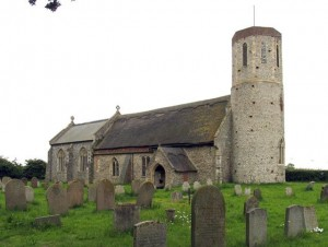 St MAry's, West Somerton